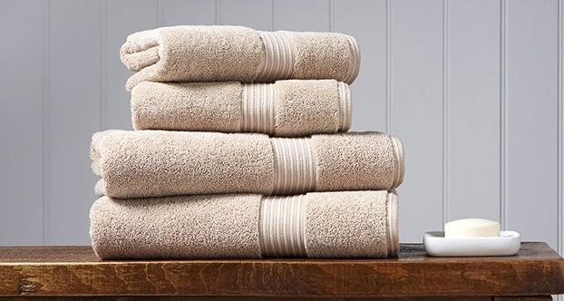 Supreme Hygro Wash Cloth STONE