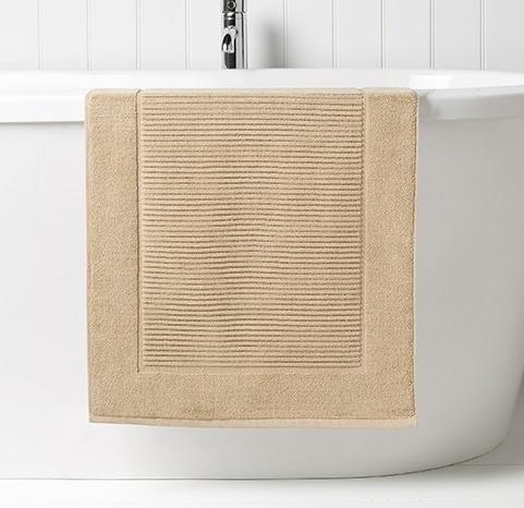 Supreme Hygro Bath Mat STONE,