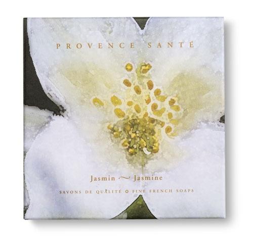 Provence Sante- Gift Soap, Jasmine 2.7 oz., 4 bar