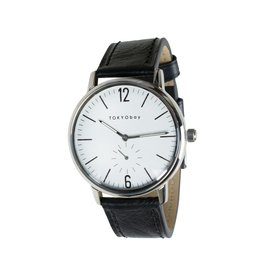 GRANT WATCH, BEIGE W/ BLACK