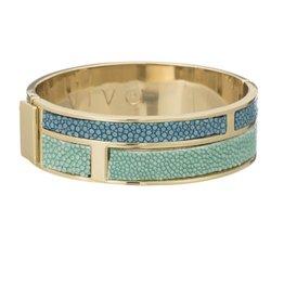 Mosaic Bracelet-Aqua Ocean