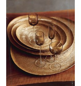 Aureus Oval Tray, Medium