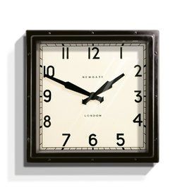 The Embankment Clock- Black