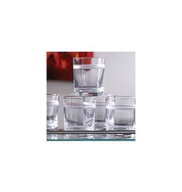 Double Old Fashioned Glass One-band