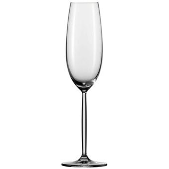 SZ Tritan Diva Flute Champagne (7) 7.4oz