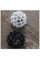 Pollen Table Sculpture - Matte Cream