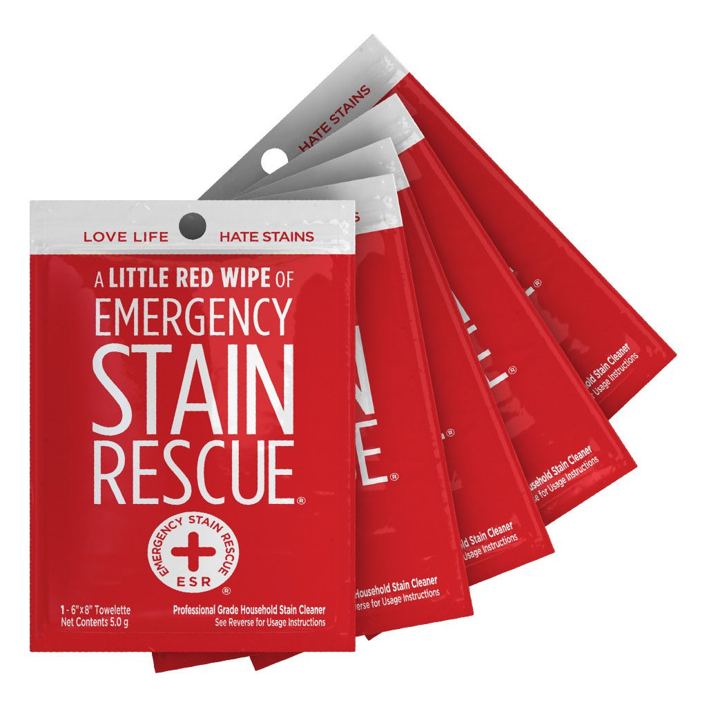 Emergency Stain Rescue Wipe