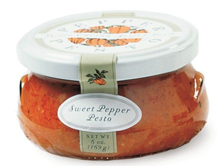 Sweet Pepper Pesto