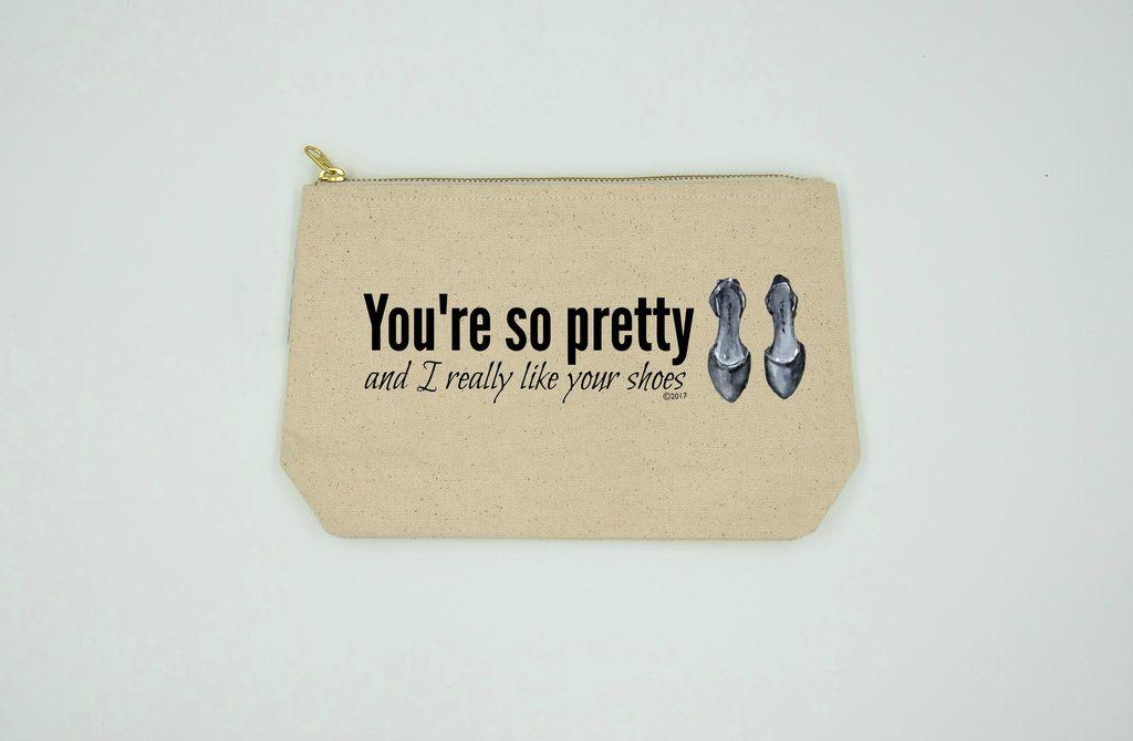 Pretty Shoes Bag - Small