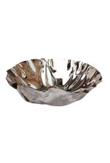 Polished Stainless Steel Fruit Bowl