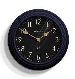 Pimlico Clock, Petrol Blue