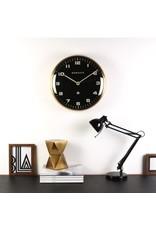 Chrysler Clock, Radial Brass