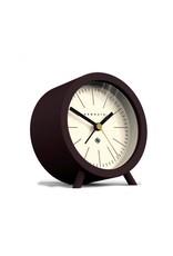 Fred Alarm Clock, Chocolate Black