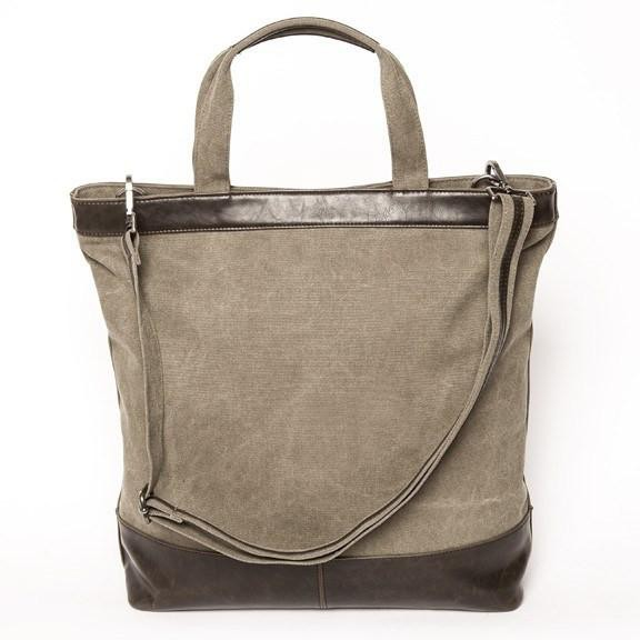 Excursion Tote, Khaki