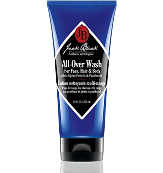 All-Over Wash for Face, Hair & Body, 10oz.