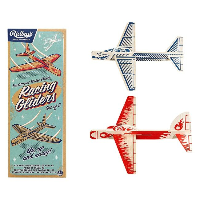 Airplane Gliders Set of 2