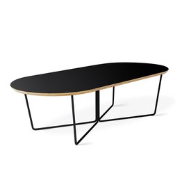 Array Coffee Table, Oval