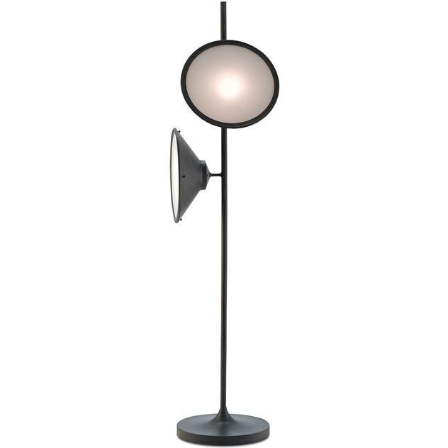 Bulat Floor Lamp, Two-Light