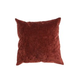 LUXE PILLOW RUSSET BROWN