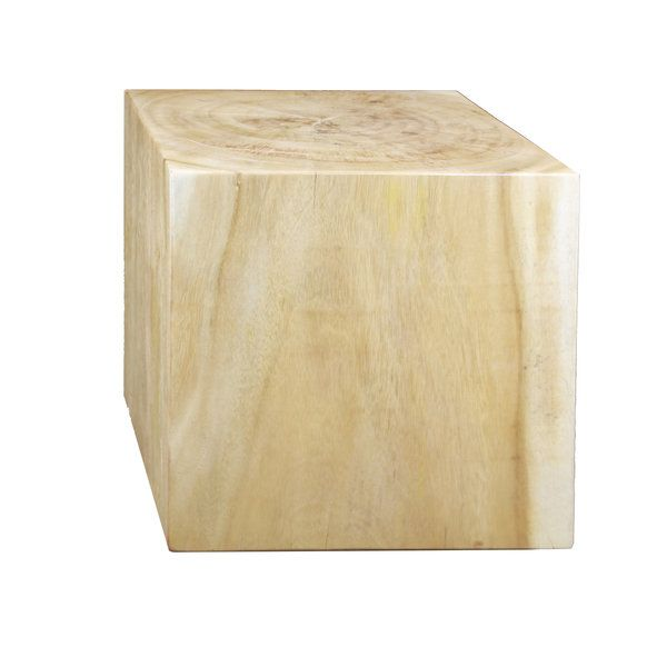 Lily's Living Arion Acacia Stool