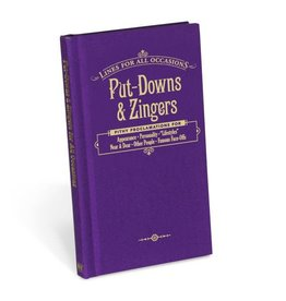 Put-Downs and Zingers for All Occasions