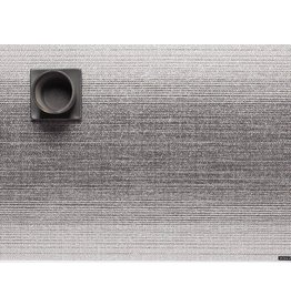 Ombre Table Mat 14x19, Silver