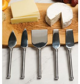 Cheese Knives, Set of Five