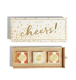 CHEERS 3PC CANDY BENTO BOX®
