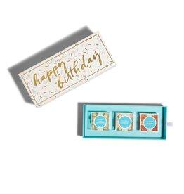 HAPPY BIRTHDAY 3PC CANDY BENTO BOX®