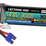 Commonsence RC LECTRON PRO 14.8V 3000mAh 30c EC3