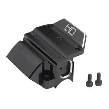 HOT RACING Hot Racing Aluminum Gearbox Case Bulkhead Cover for the front or rear of the 1/8 BLX Arrma Kraton, Outcast, Senton, Talion, and Typhon. See vehicle model compatibility in comments below.
