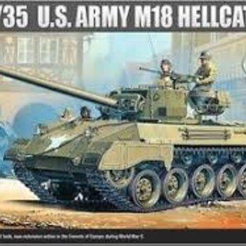 academy 13255 1/35 U.S. Army M18 Hellcat