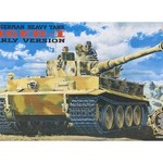 13239 1/35 Tiger I WWII Tank