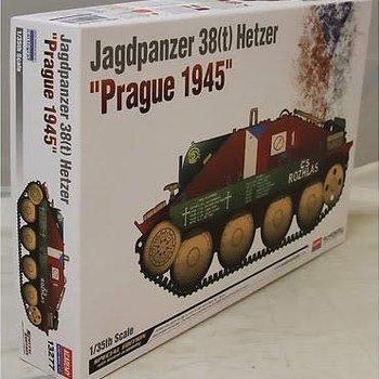 academy 13277 1/35 Hetzer Prague 1945 Limited Edition