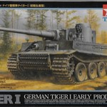 Tamiya 32504 1/48 German Tiger I Early Prod