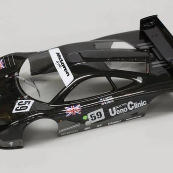 KYOSHO Completed Body Set(McLaren F1 GTR KOKUSA