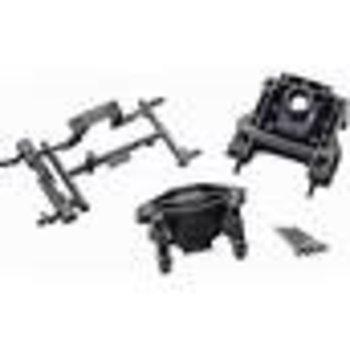 HPI 102272 COMP GEAR BOX/BLKHD SET
