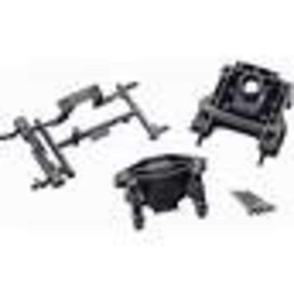 HPI 102272 COMP GEAR BOX/BLKHD SET