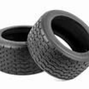 HPI Racing 4797 Vintage Racing Tire 31mm D Compound (2)