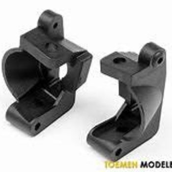 HPI 101209 Front Hub Carriers Left/Right 10 Degrees