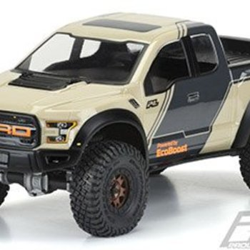 "PROLINE FORD RAPTOR for 12.3"" (313mm) Wheelbase Scale Crawlers"