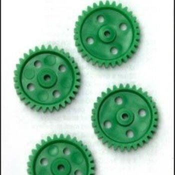 Plastic Gears 32mm x 6mm 30-teeth (3mm ID) (4)