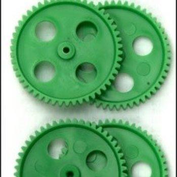 Plastic Gears 51mm x 6mm 50-teeth (3mm ID) (4)