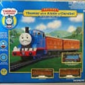 BAC 00642 Thomas w/Annie & Clarabel Set HO