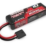 Traxxas 5000mAh 11.1v 3-Cell 25C LiPo Battery