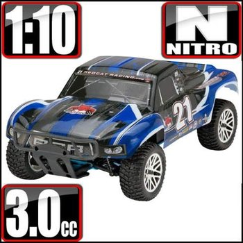 Redcat Racing Vortex SS Nitro Desert Truck