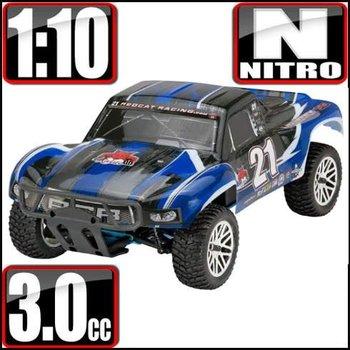 redcat Vortex SS Nitro Desert Truck