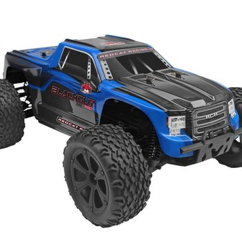 redcat Blackout XTE PRO Brushless 1/10 Scale Electric Monster Truck