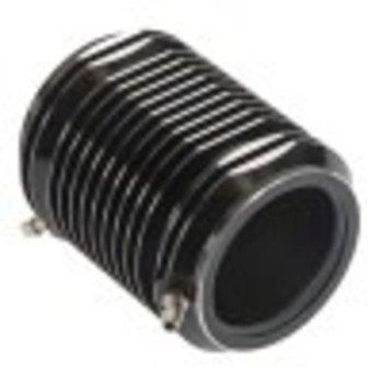 HRA DCB36WC01 Aluminum 36mm Water Cooling Jacket Black M41