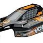 HPI 101842 VB-1 Buggy Body Painted Blk/Org